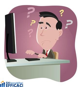 3 Errori Siti Web Immobiliari