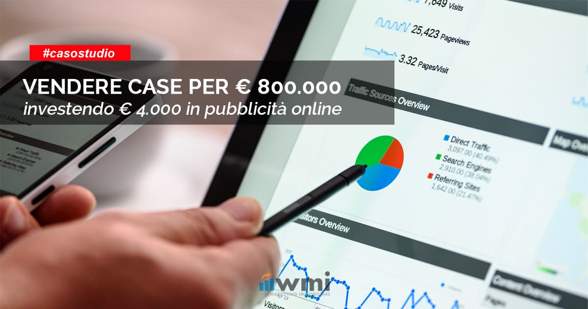 Caso Studio Immobiliare - Web Marketing