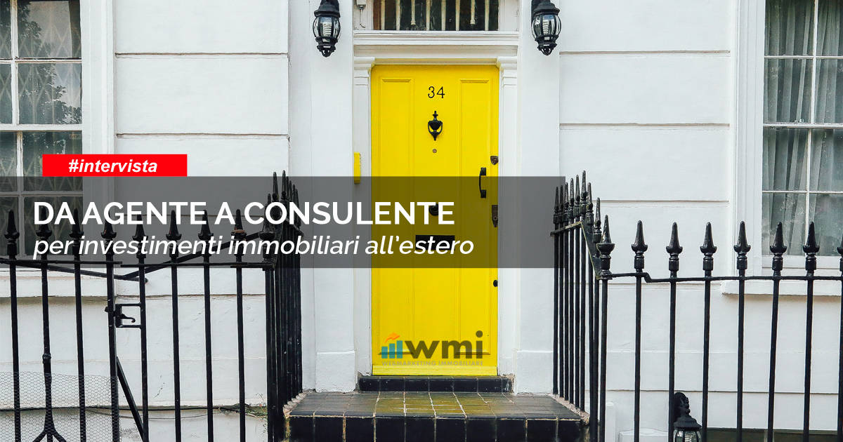 web marketing consulente immobiliare estero