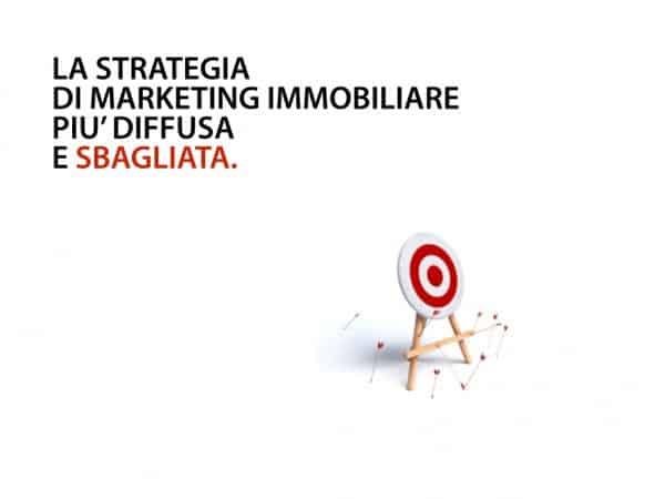 Strategia Web marketing immobiliare sbagliata e rimedi