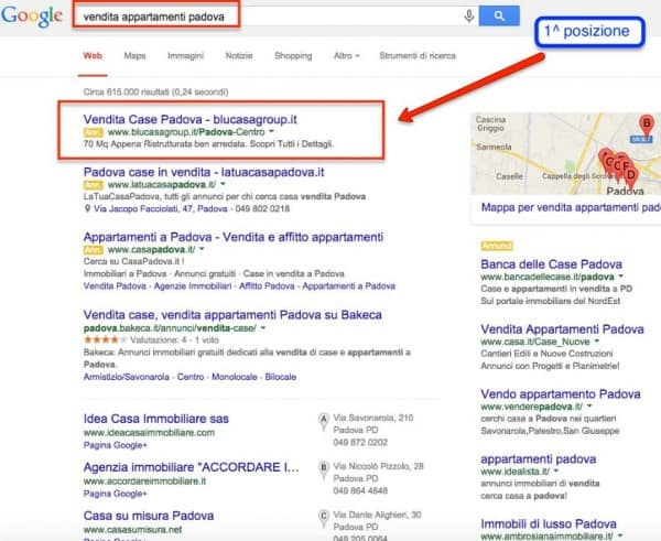 google_immobiliare_adwords_casostudio