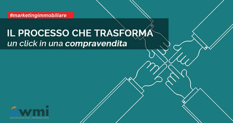 processo web marketing immobiliare
